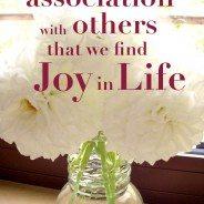Joy in Life