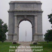 Memorials of Faith