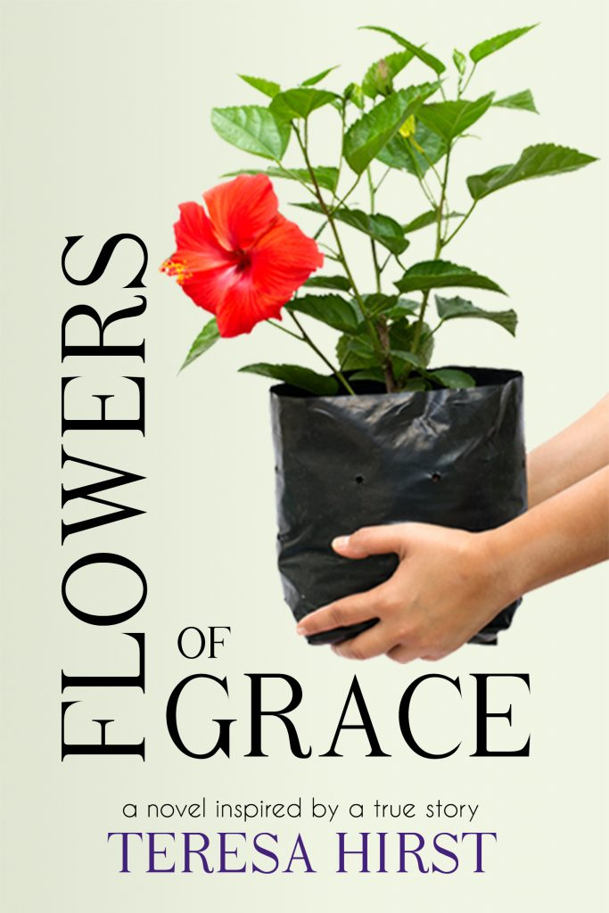 Order Autographed Copies of the Flowers of Grace