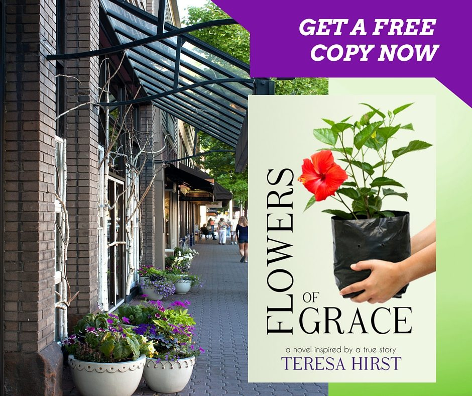 FREE Download of Flowers of Grace
